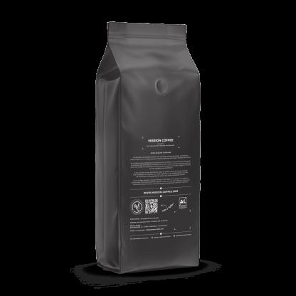 mission coffee kaffee informationen auf der hinterseite