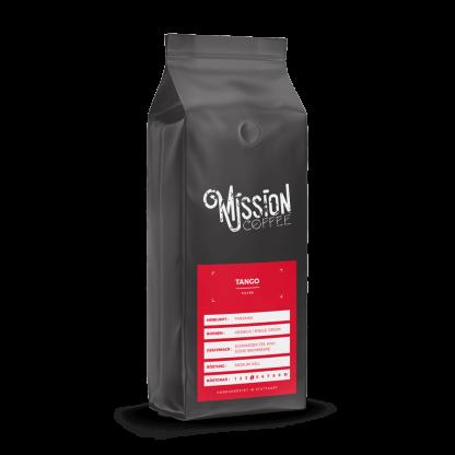 mission coffee product picture coffee tango Black Tea, kiwi, sweat blackberry